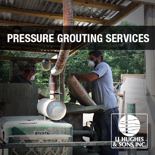 Pressure Grouting