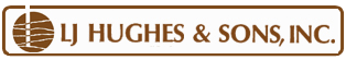 LJ Hughes and Sons Logo